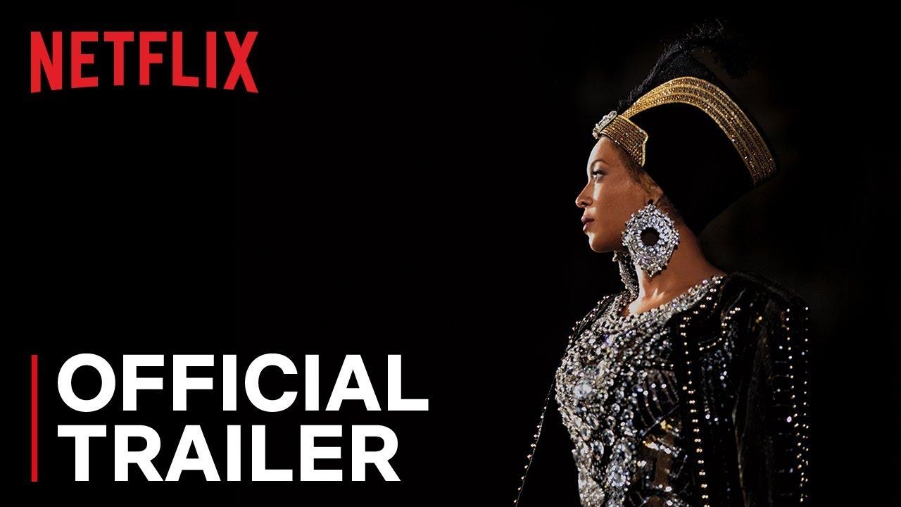 Beyoncé lança documentário e álbum ao vivo de surpresa