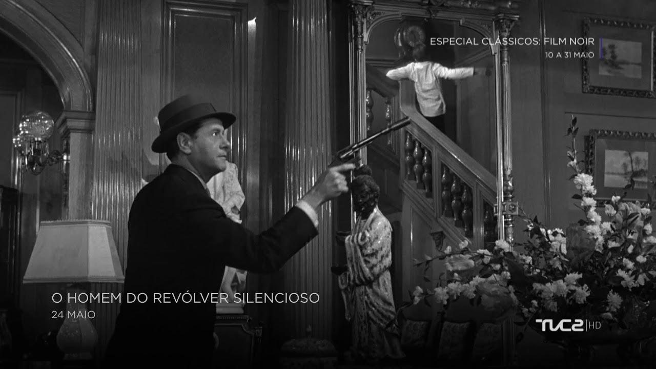 Canais TVCine com ciclo de Clássicos Film Noir de 10 a 31 de Maio