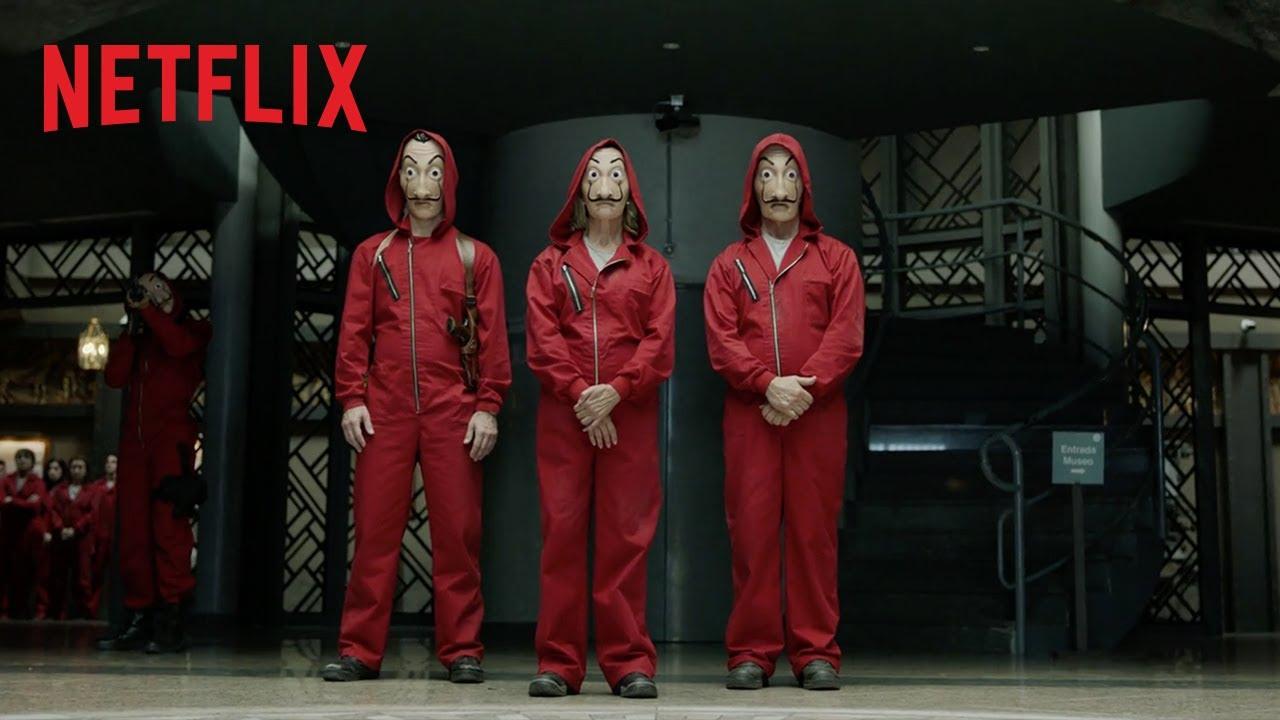 """""""La Casa de Papel – Parte 2"""" – Estreia na próxima sexta-feira na Netflix"""