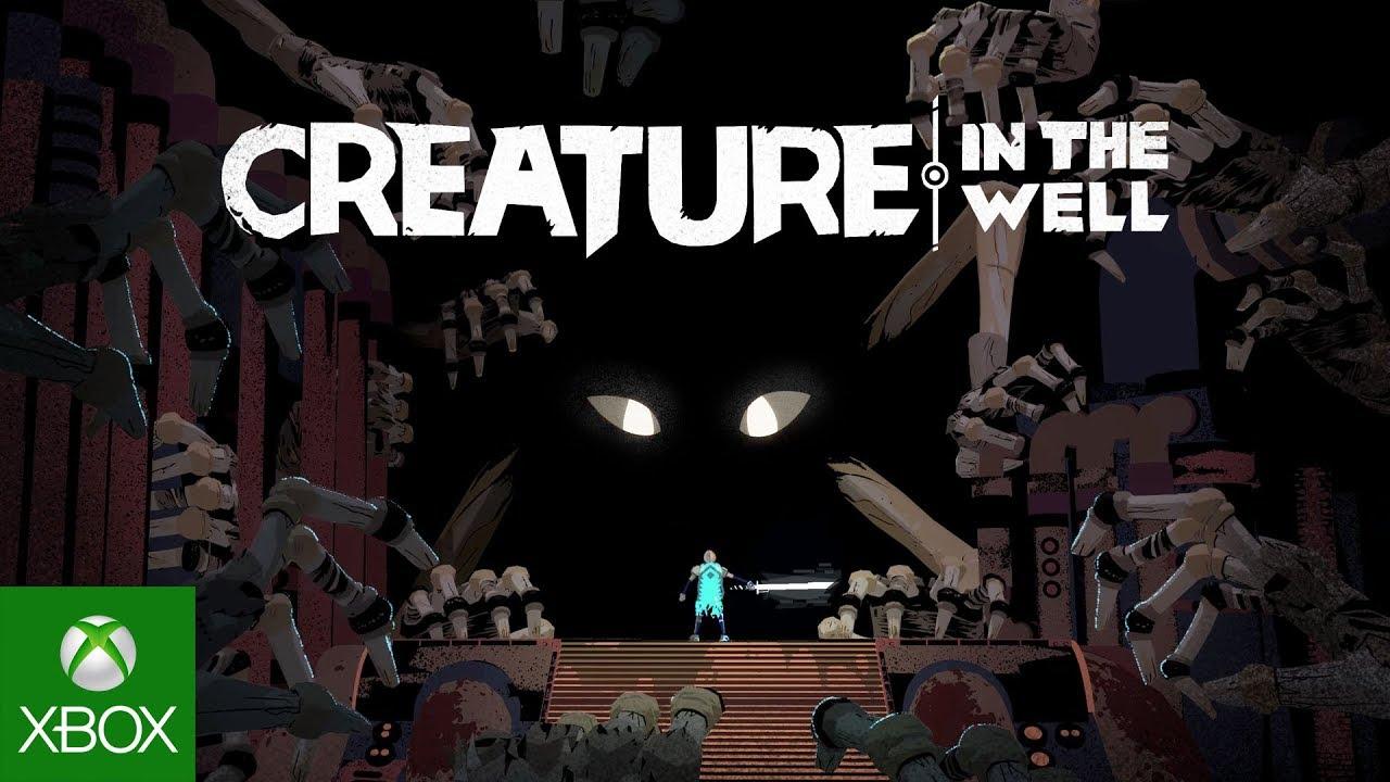 Creature in the Well – Trailer de lançamento