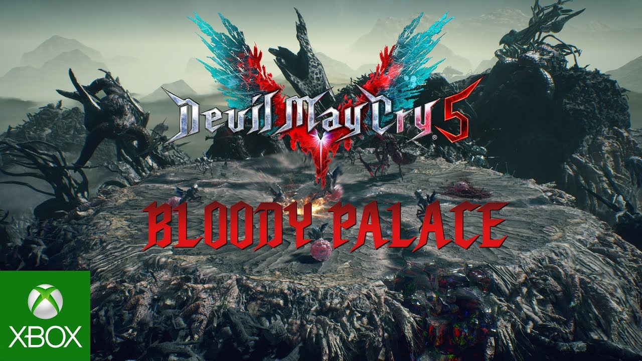Devil May Cry 5 – Bloody Palace Trailer