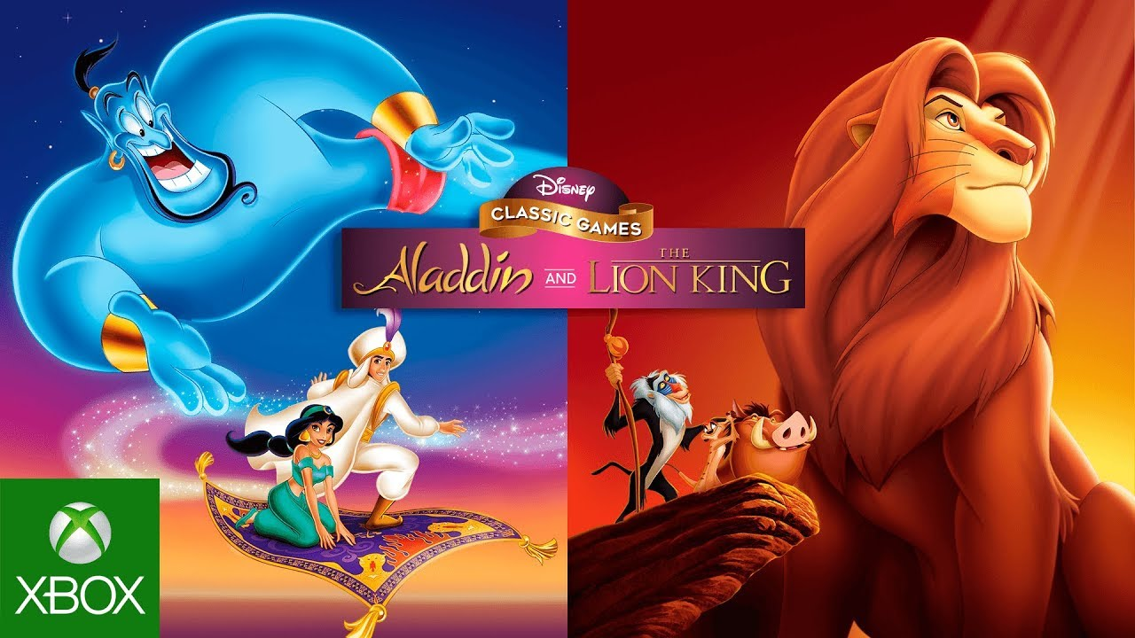 Disney Classic Games: Aladdin and The Lion King – Announce Trailer