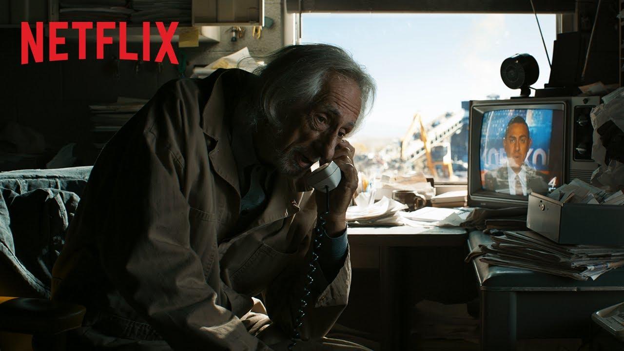 El Camino: Um Filme Breaking Bad | Uma chamada para o Joe | Netflix