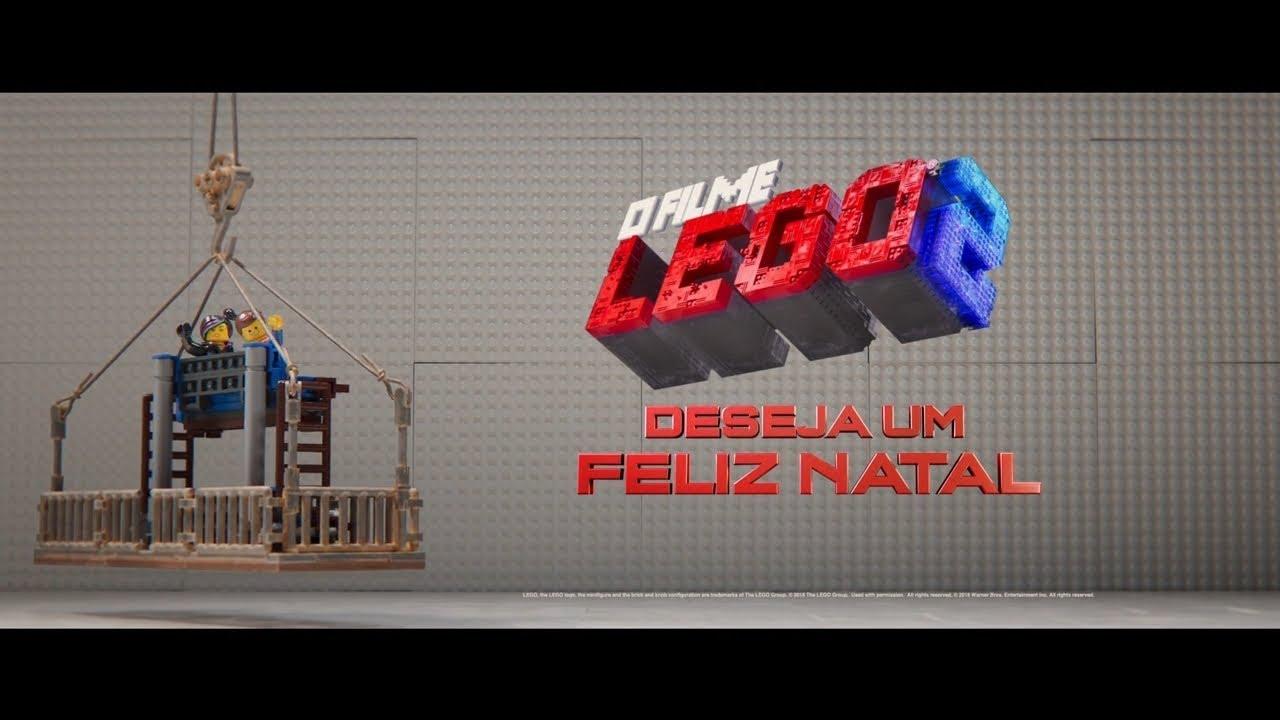 O Filme LEGO 2: A Festa de Natal do Emmet