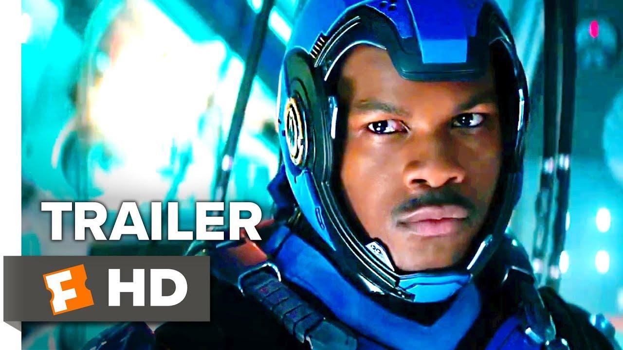 """O filme """"Pacific Rim: Uprising"""" já tem o seu primeiro trailer"""