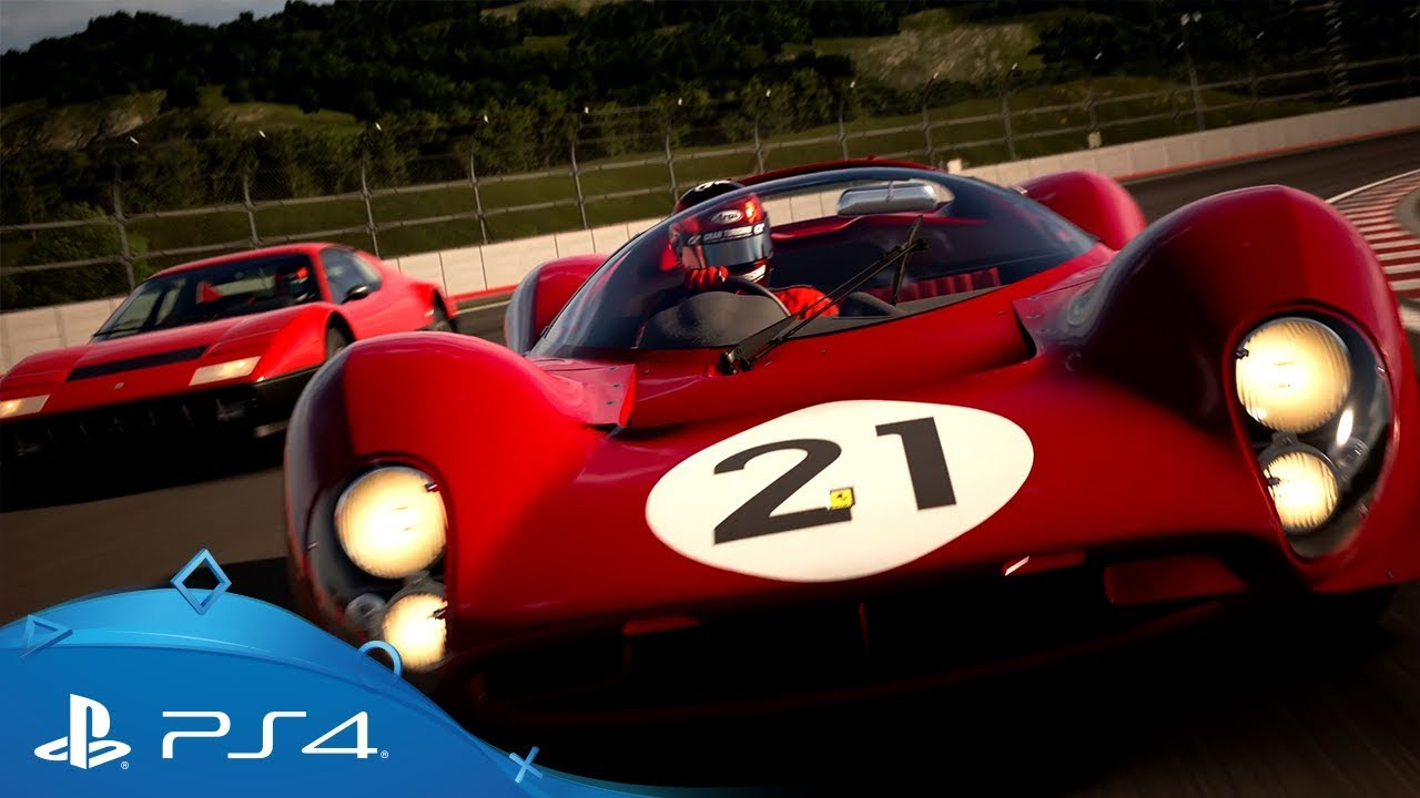 Gran Turismo Sport recebe hoje 10 novos veículos