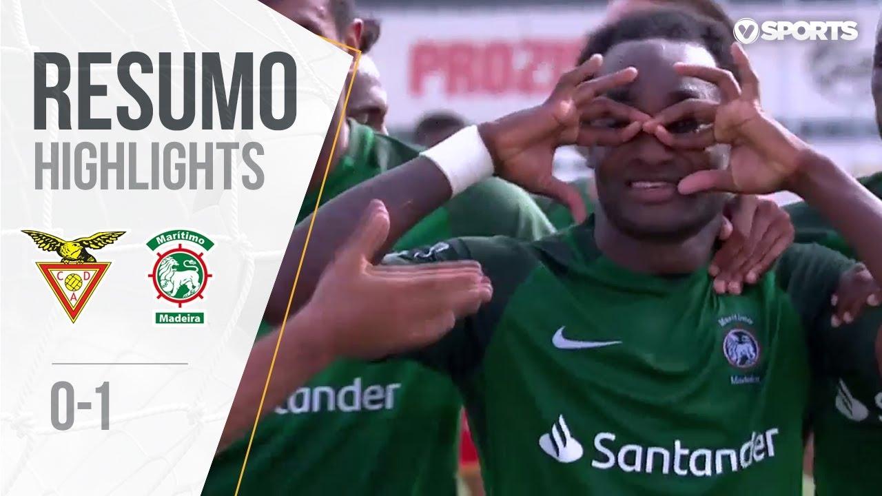 Highlights | Resumo: Aves 0-1 Marítimo (Liga 18/19 #4)