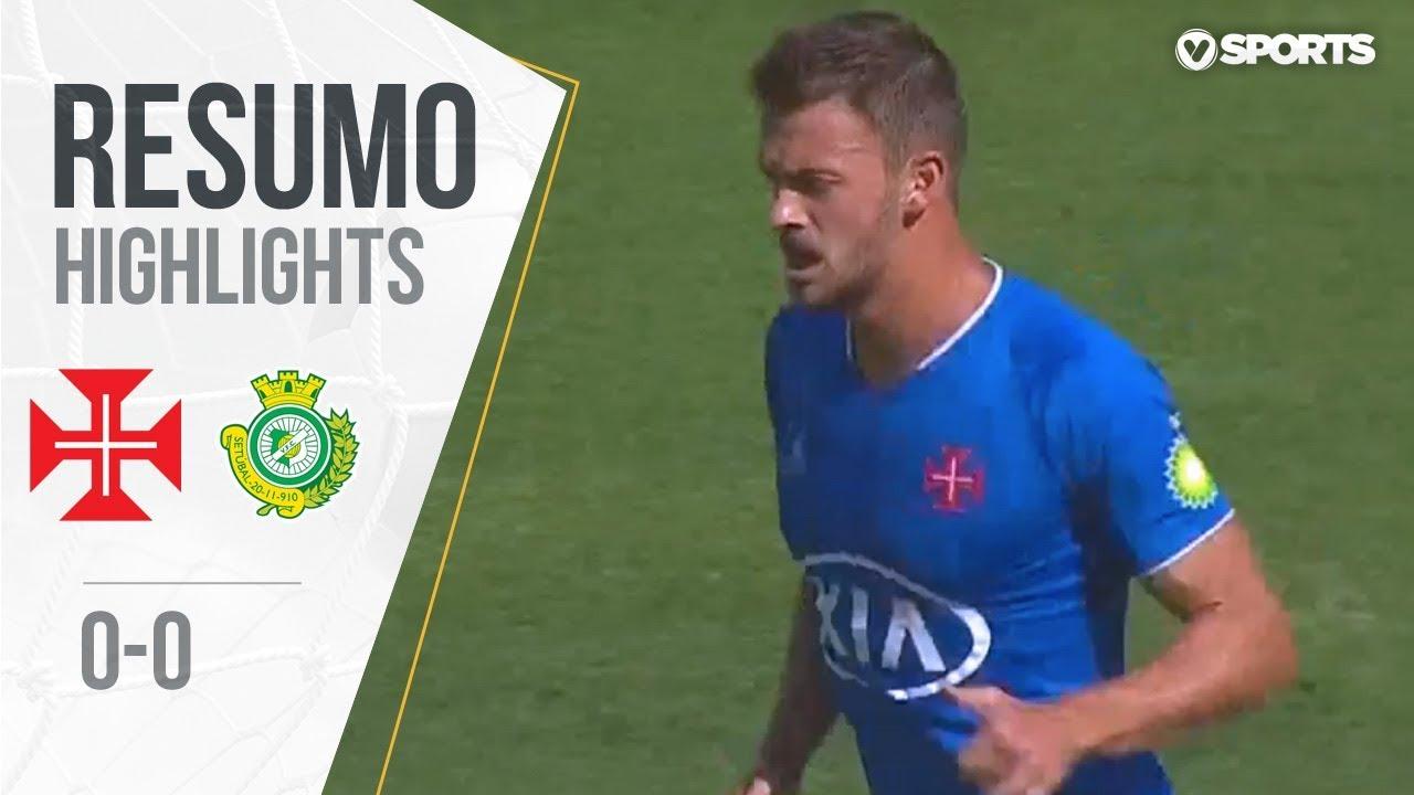 Highlights | Resumo: Belenenses 0-0 V. Setúbal (Liga 18/19 #4)