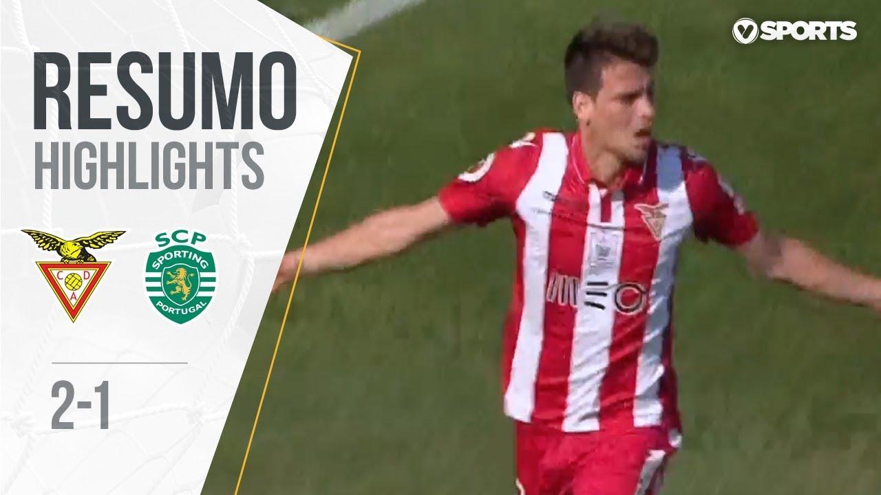Highlights | Resumo: D. Aves 2-1 Sporting (Taça de Portugal 17/18 #Final)