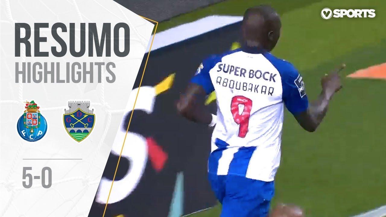 Highlights | Resumo: FC Porto 5-0 D. Chaves (Liga 18/19 #1)