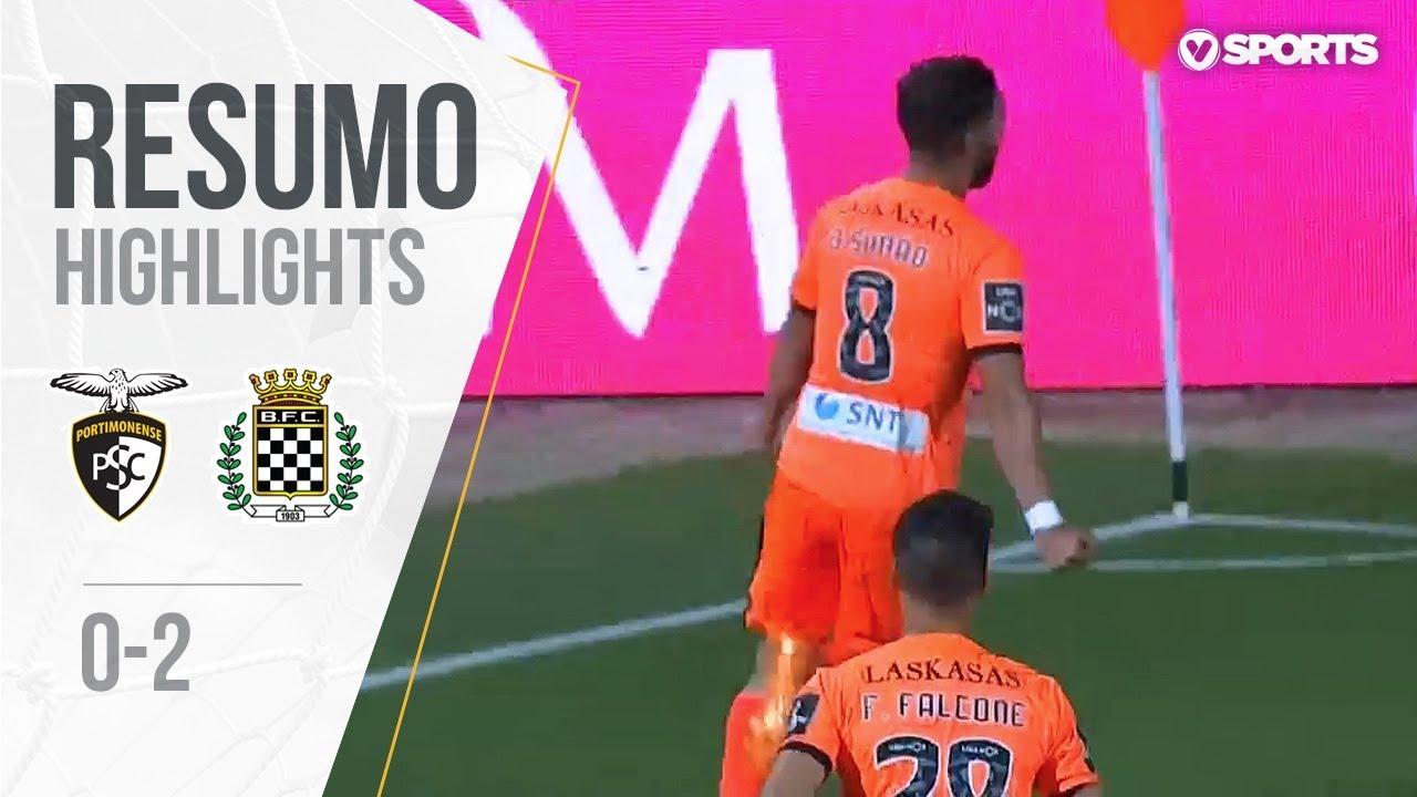 Highlights | Resumo: Portimonense 0-2 Boavista (Liga 18/19 #1)