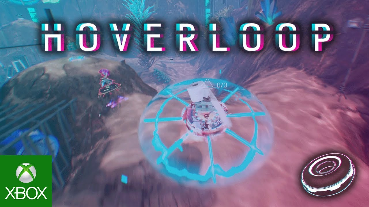 Hoverloop – Major Update Trailer
