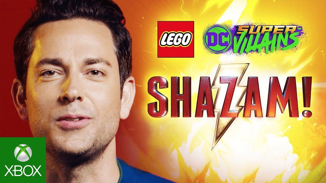 LEGO® DC Super-Villains Official Shazam! DLC Trailer de lançamento