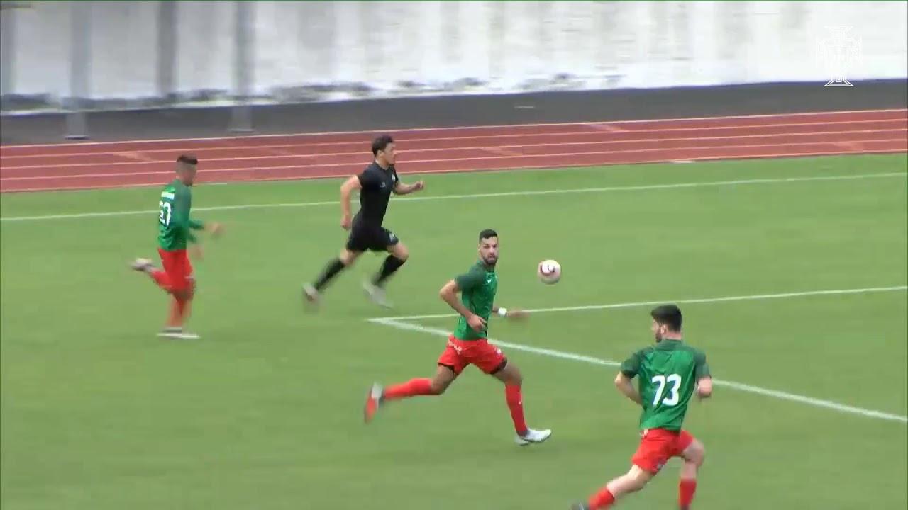Liga Revelação, 26.ª jorn.: Marítimo 0 – 1 Académica