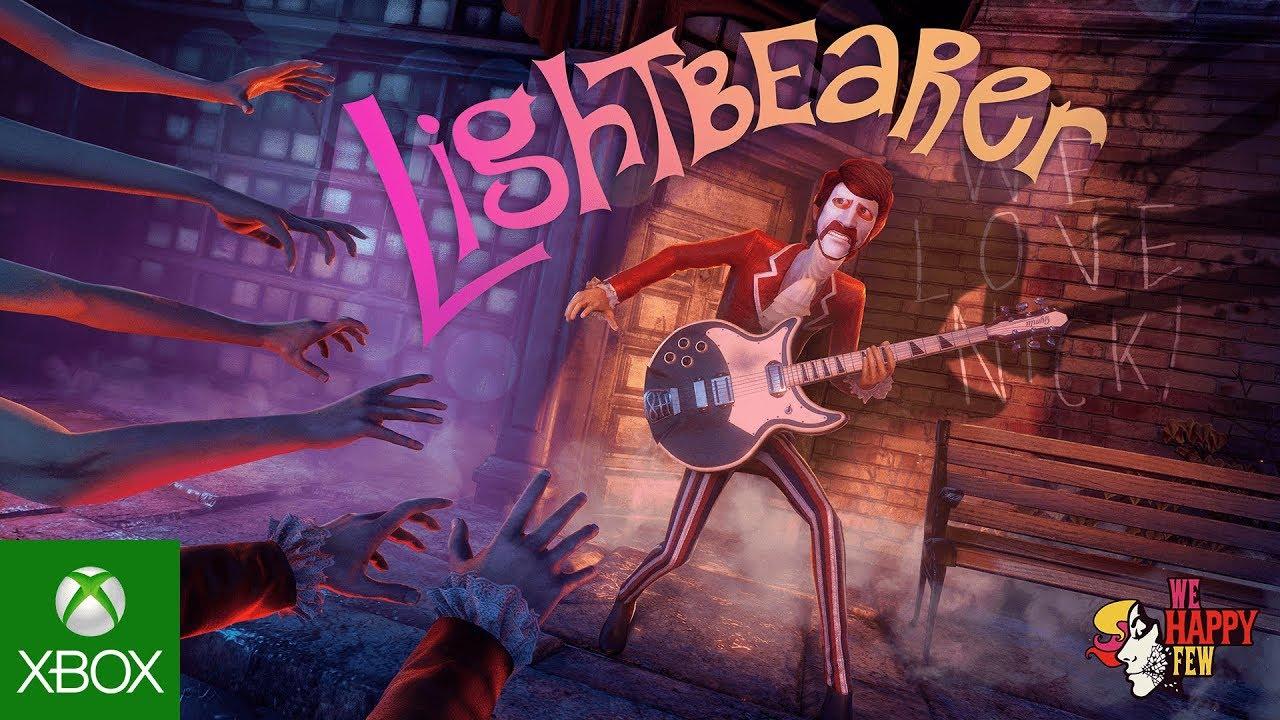 Lightbearer – We Happy Few DLC Trailer de lançamento