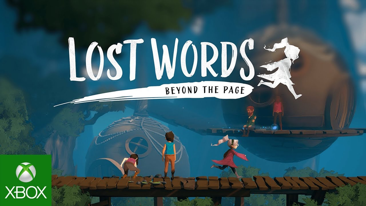 Lost Words – NY Videogame Awards Trailer