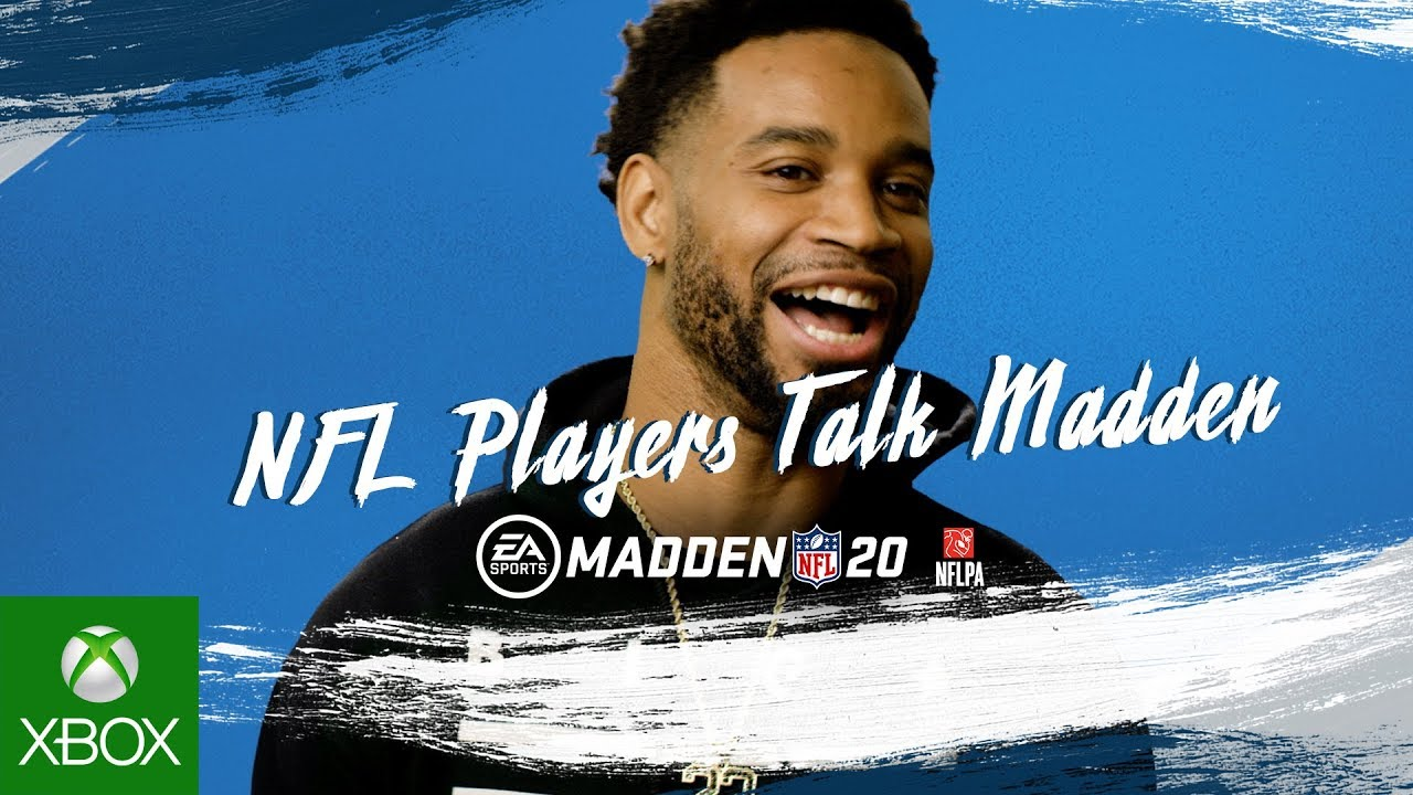 Madden NFL 20 – NFL Players Talk Madden Ratings trailer