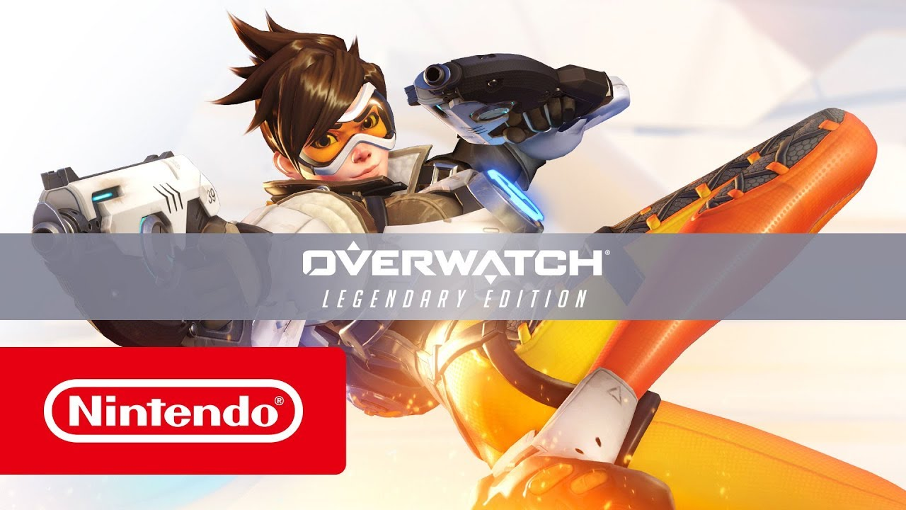 Overwatch: Legendary Edition -Trailer de revelação (Nintendo Switch)