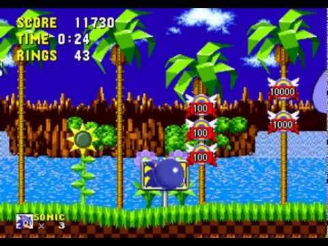Pérolas do Retrogaming: Sonic the Hedgehog (1991)