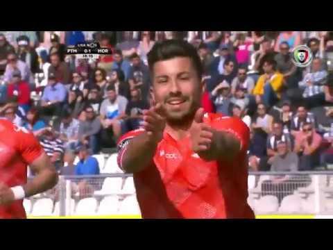 Portimonense 0-(1) Moreirense (Liga 28ªJ): Golo de Tozé (g.p.)