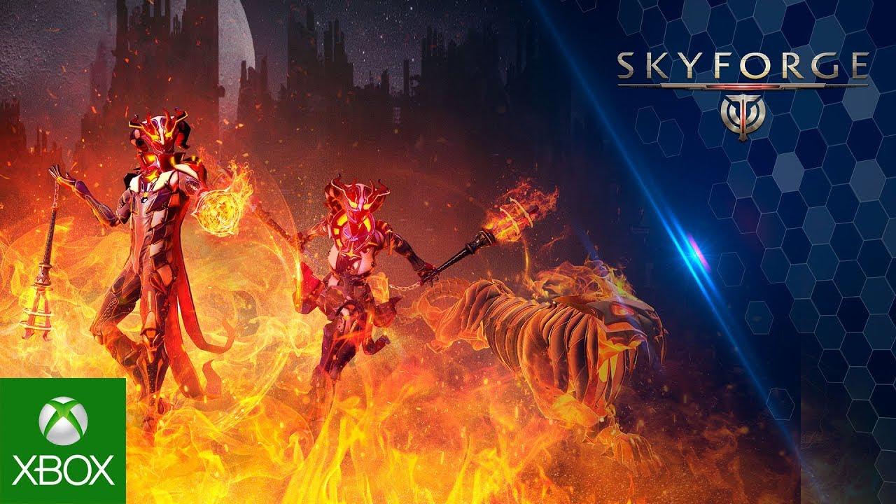 Skyforge – Ignition Trailer de lançamento | XBOX