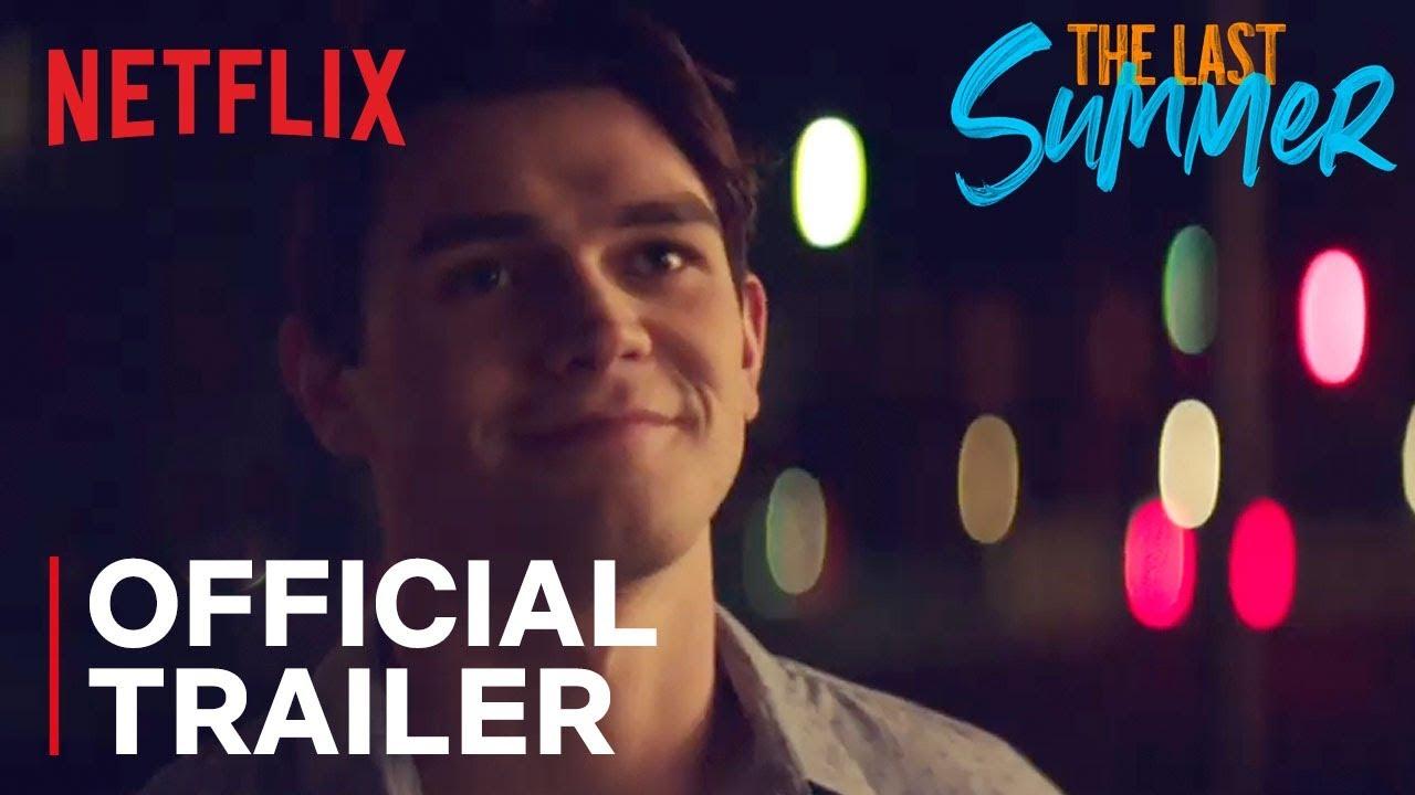The Last Summer | Trailer Oficial [HD] | Netflix