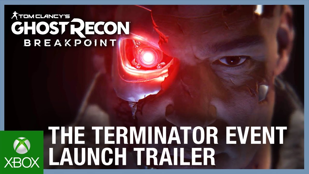 Tom Clancy's Ghost Recon Breakpoint: The Terminator Event Trailer   Ubisoft [NA]
