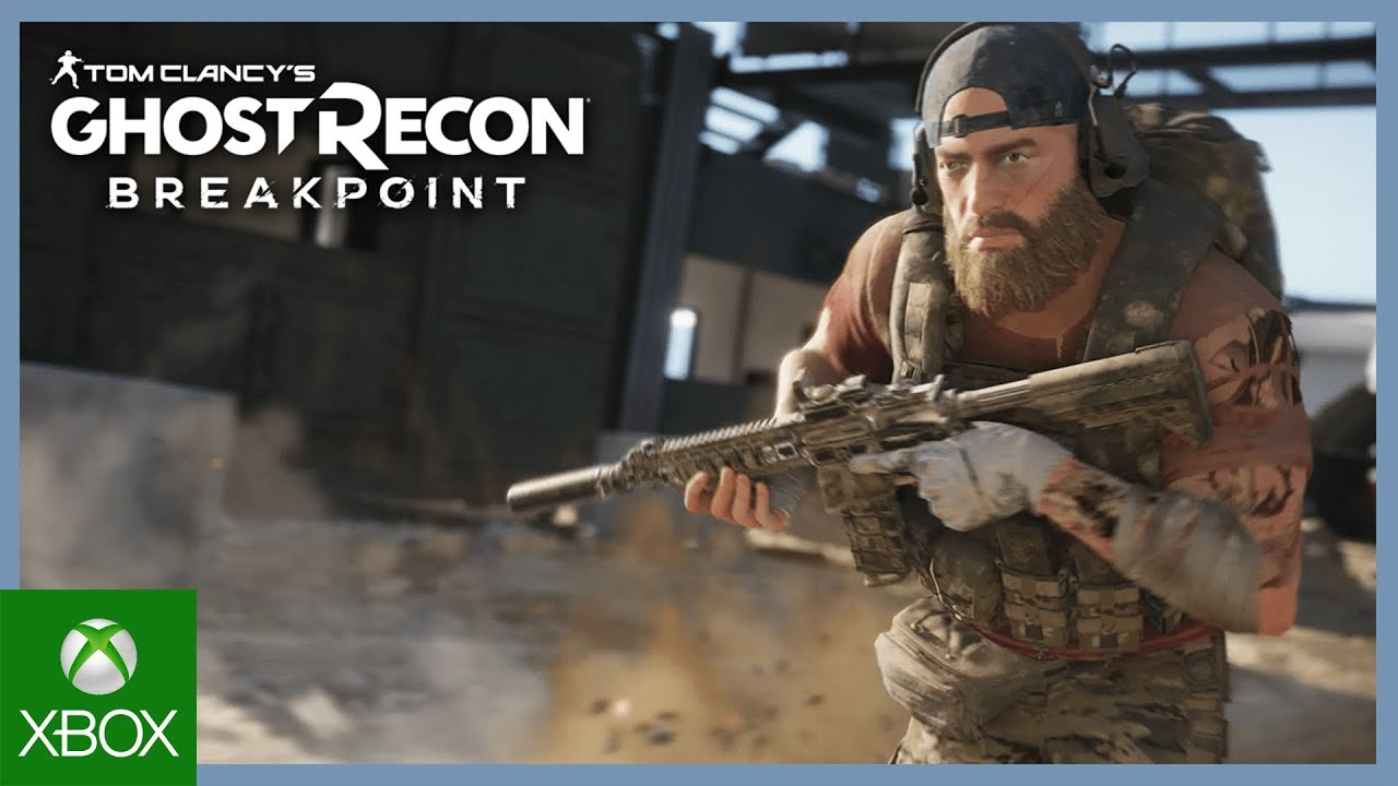 Tom Clancy's Ghost Recon Breakpoint: What is Breakpoint? Trailer de jogabilidade |Ubisoft [NA]