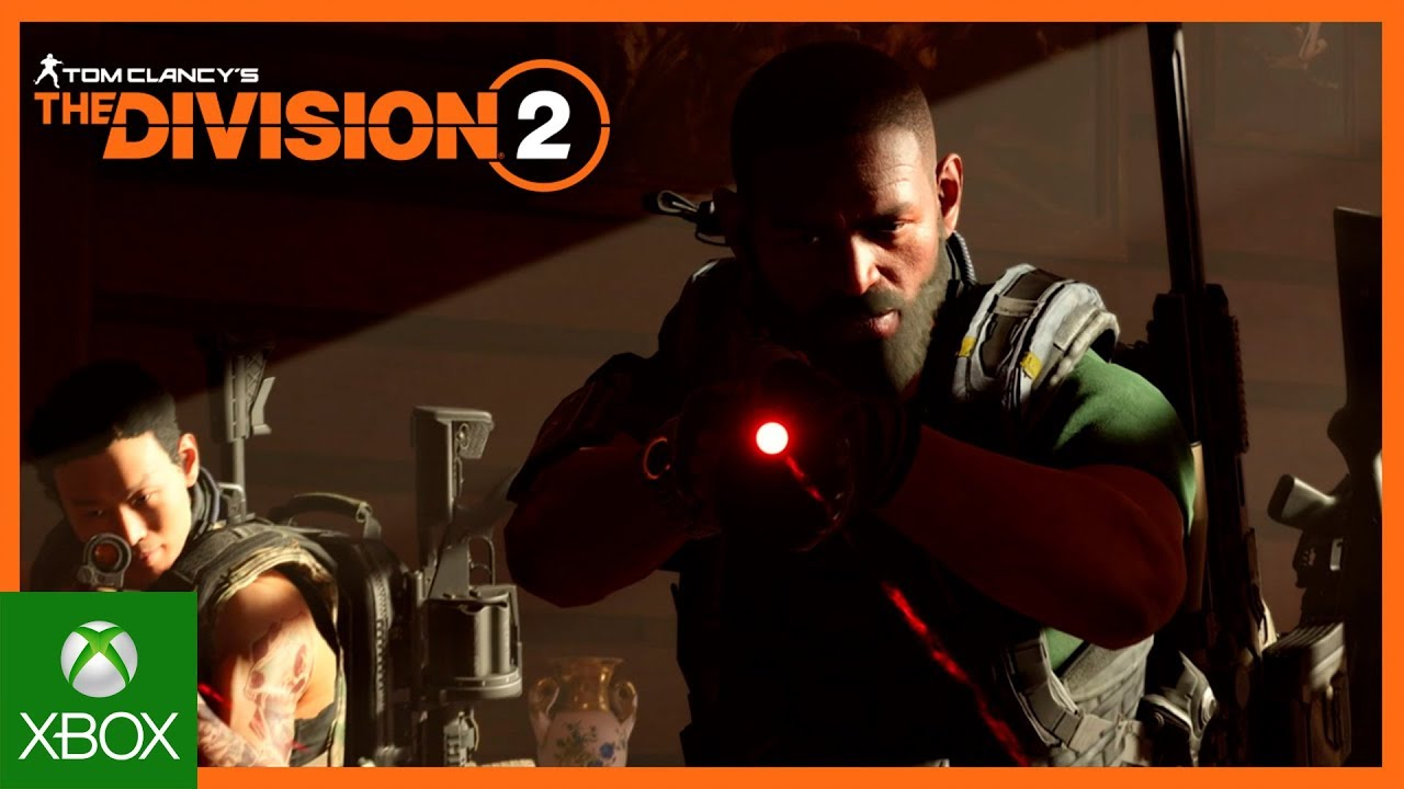 Tom Clancy's The Division 2: Episode 1 Trailer de lançamento | Ubisoft [NA]