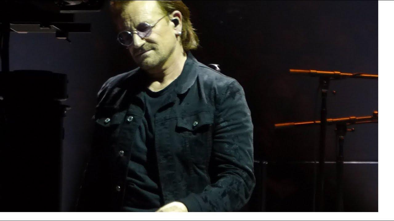U2 interrompem concerto em Berlim por falta de voz de Bono
