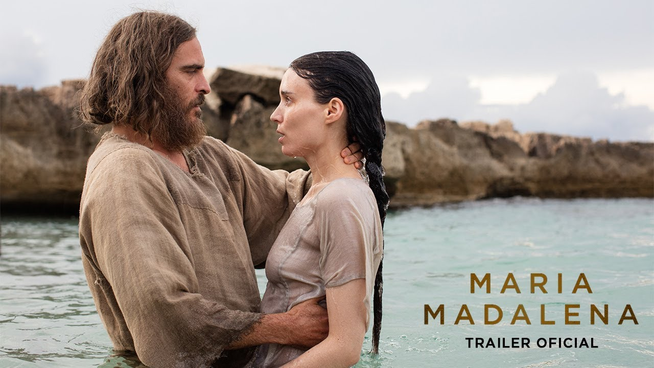"Universal divulga trailer de ""Maria Madalena"""