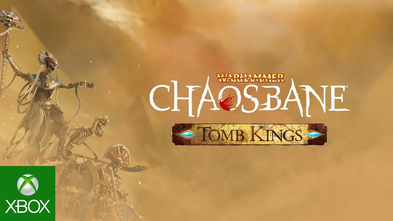Warhammer: Chaosbane – Tomb Kings Trailer