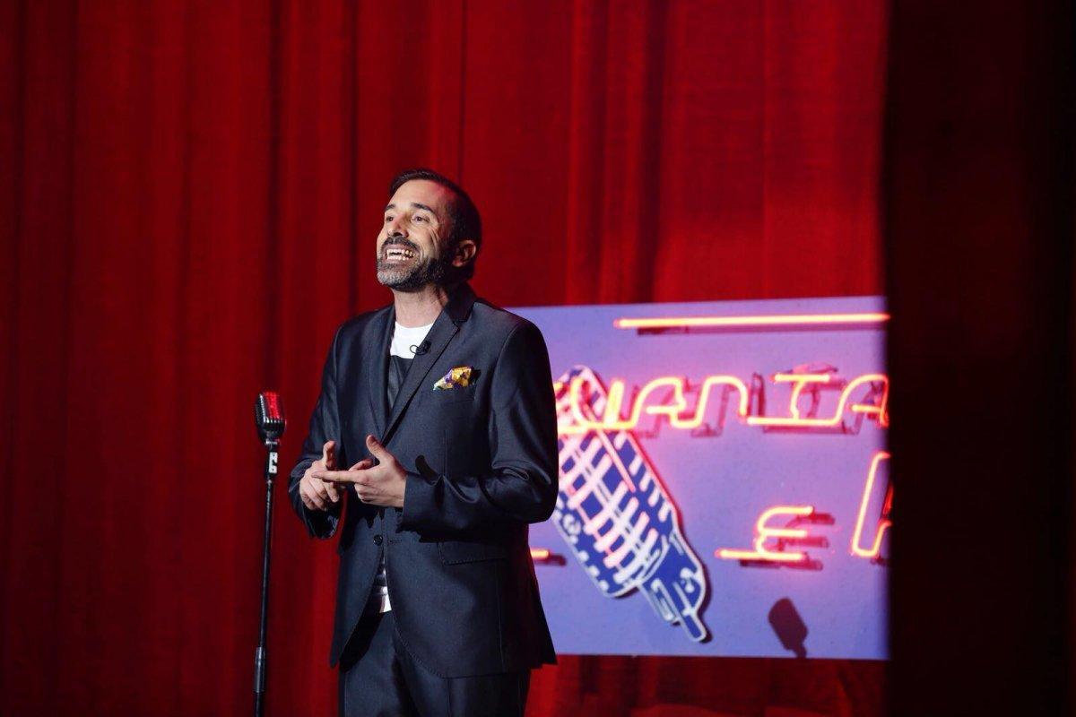 """""""Boom"""": Marco Horácio começa a gravar novo programa da TVI em Espanha   CA Notícias   Canal Alternativo de Notícias"""
