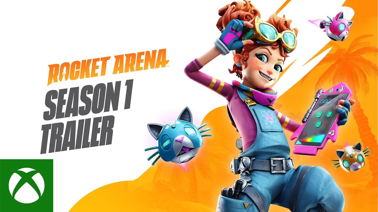 Rocket Arena - Season 1 Trailer
