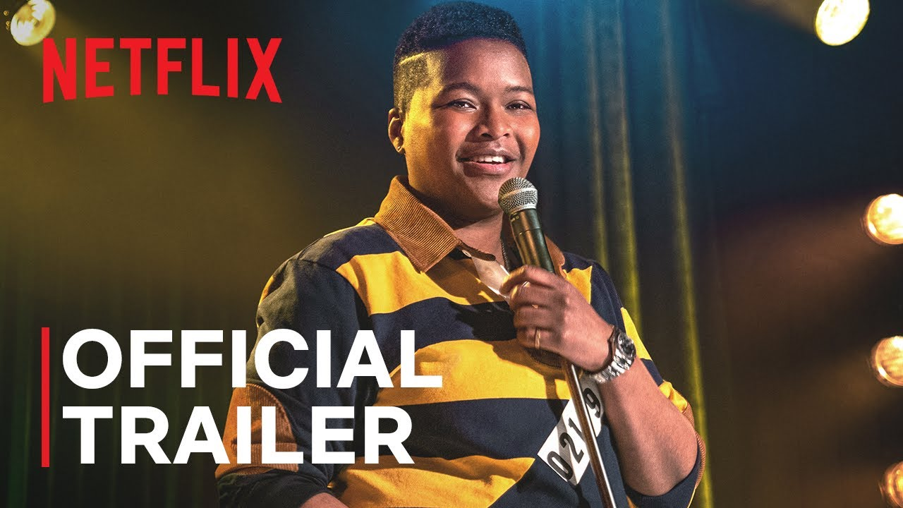Sam Jay: 3 In The Morning | Official Trailer | Netflix