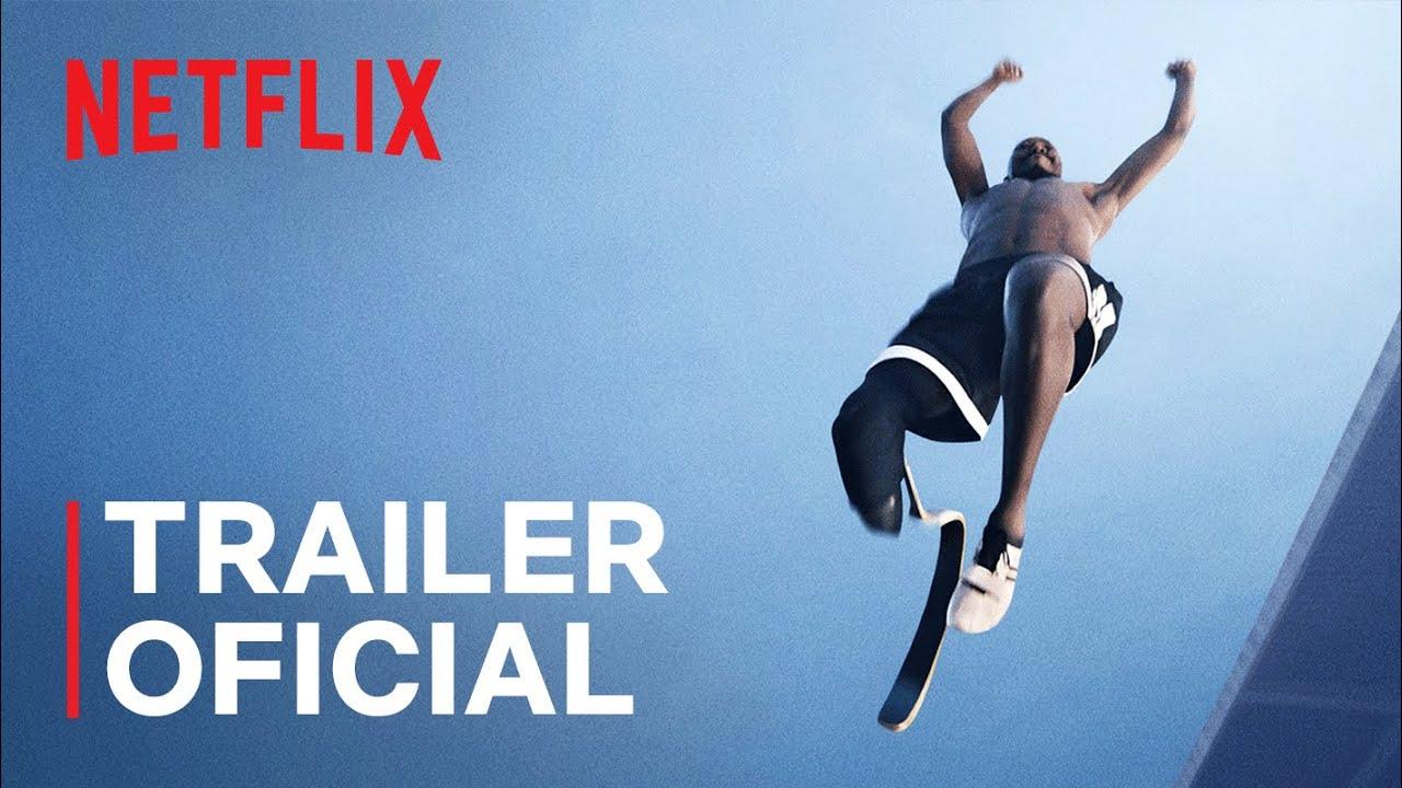 Fénix Renascida: A História dos Paralímpicos | Trailer oficial | Netflix
