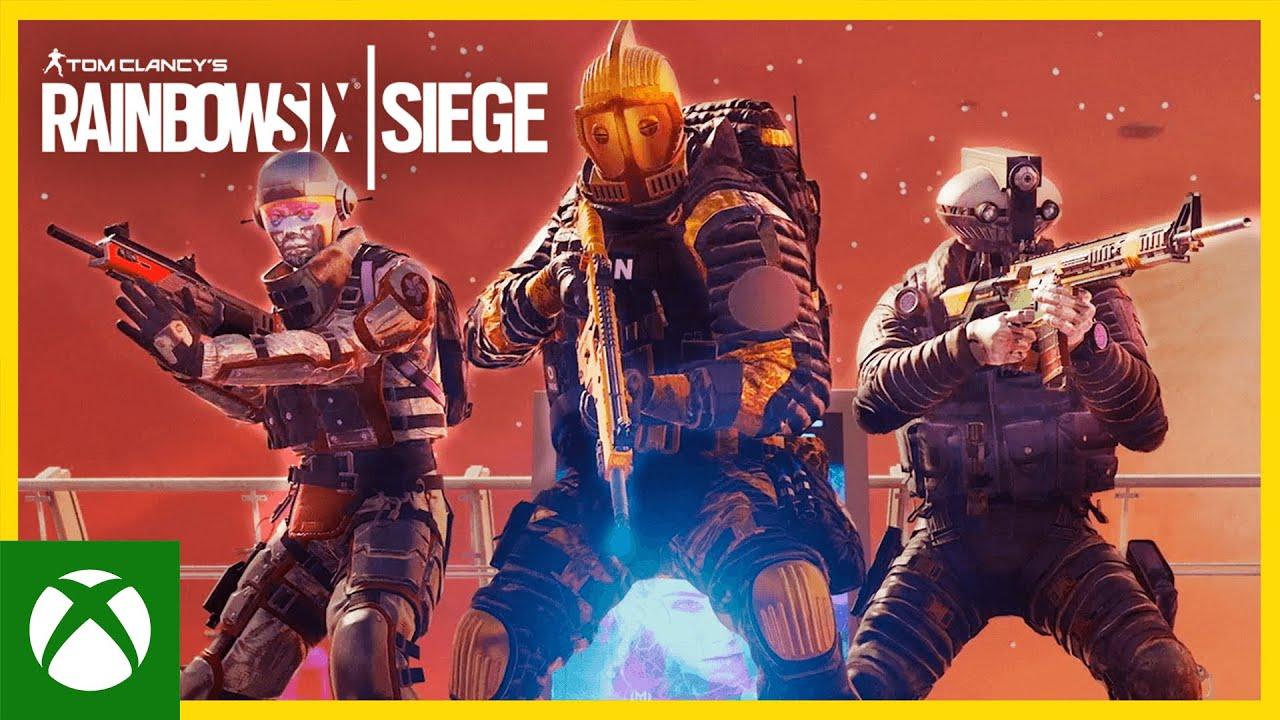 Rainbow Six Siege: Mute Protocol Event   Trailer   Ubisoft [NA]