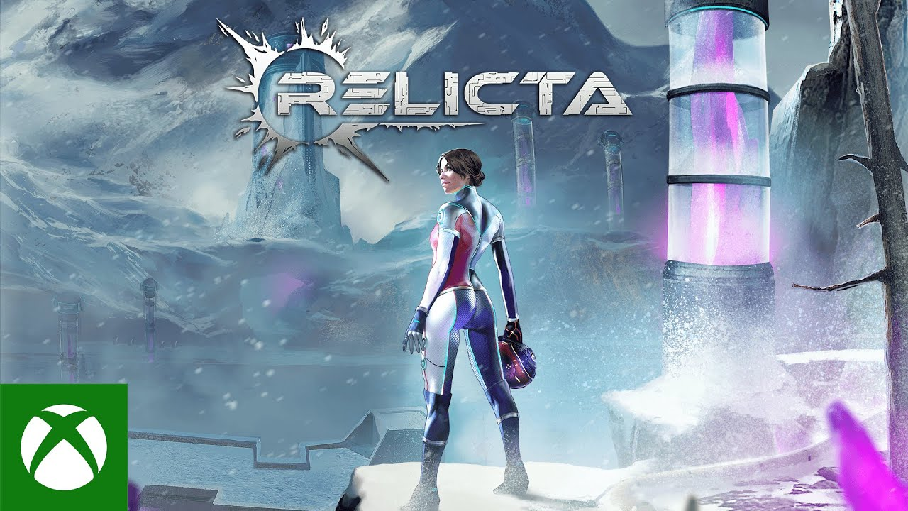Relicta - Launch Trailer - YouTube