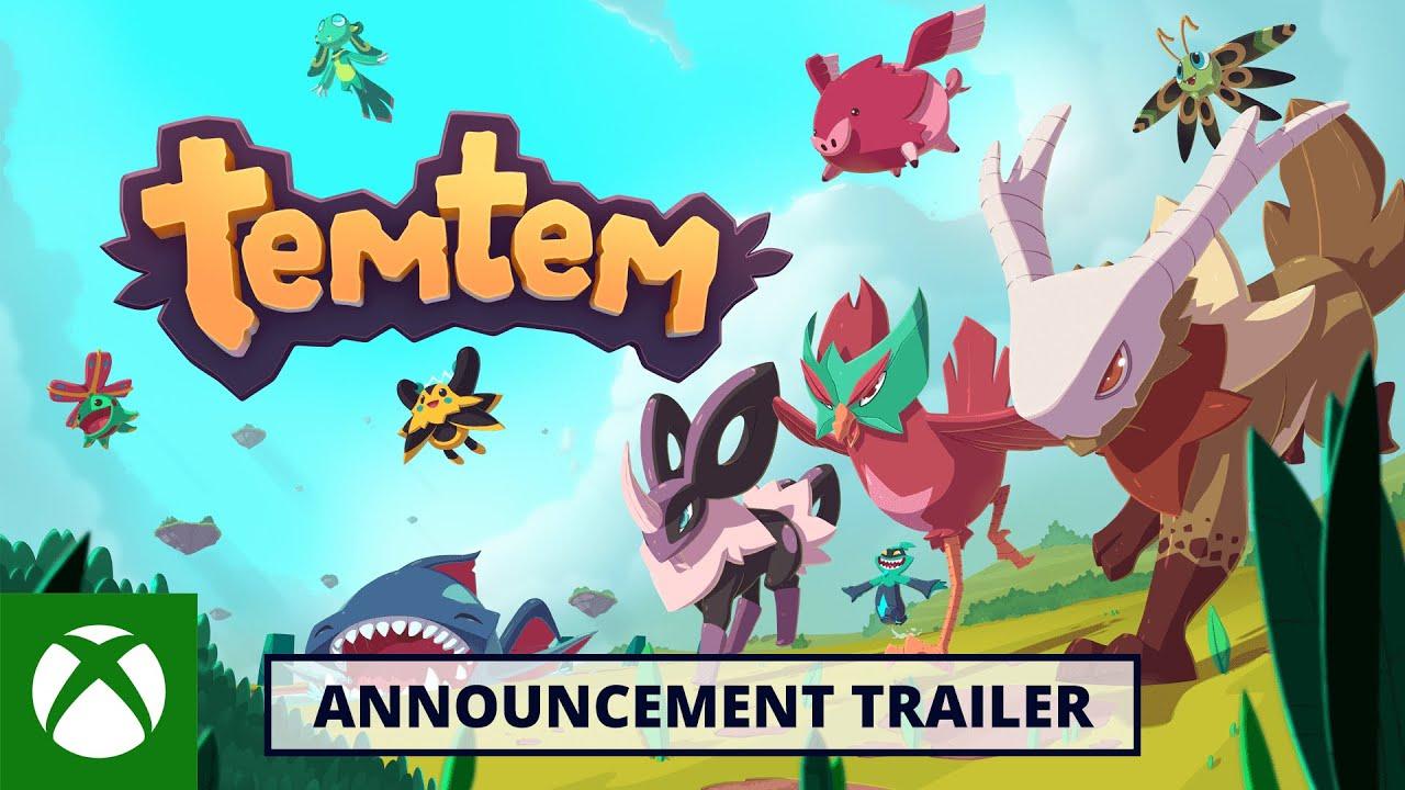 Temtem - Announce Trailer - Xbox Series X