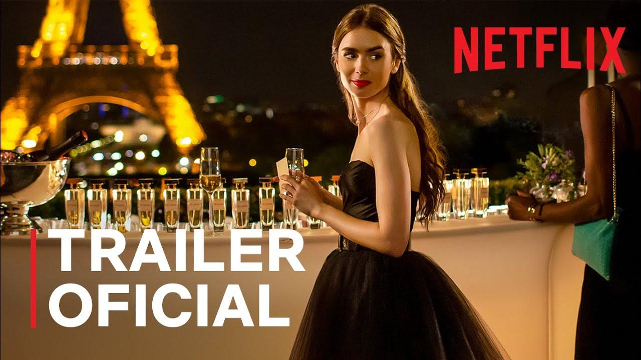 Emily in Paris | Trailer oficial | Netflix
