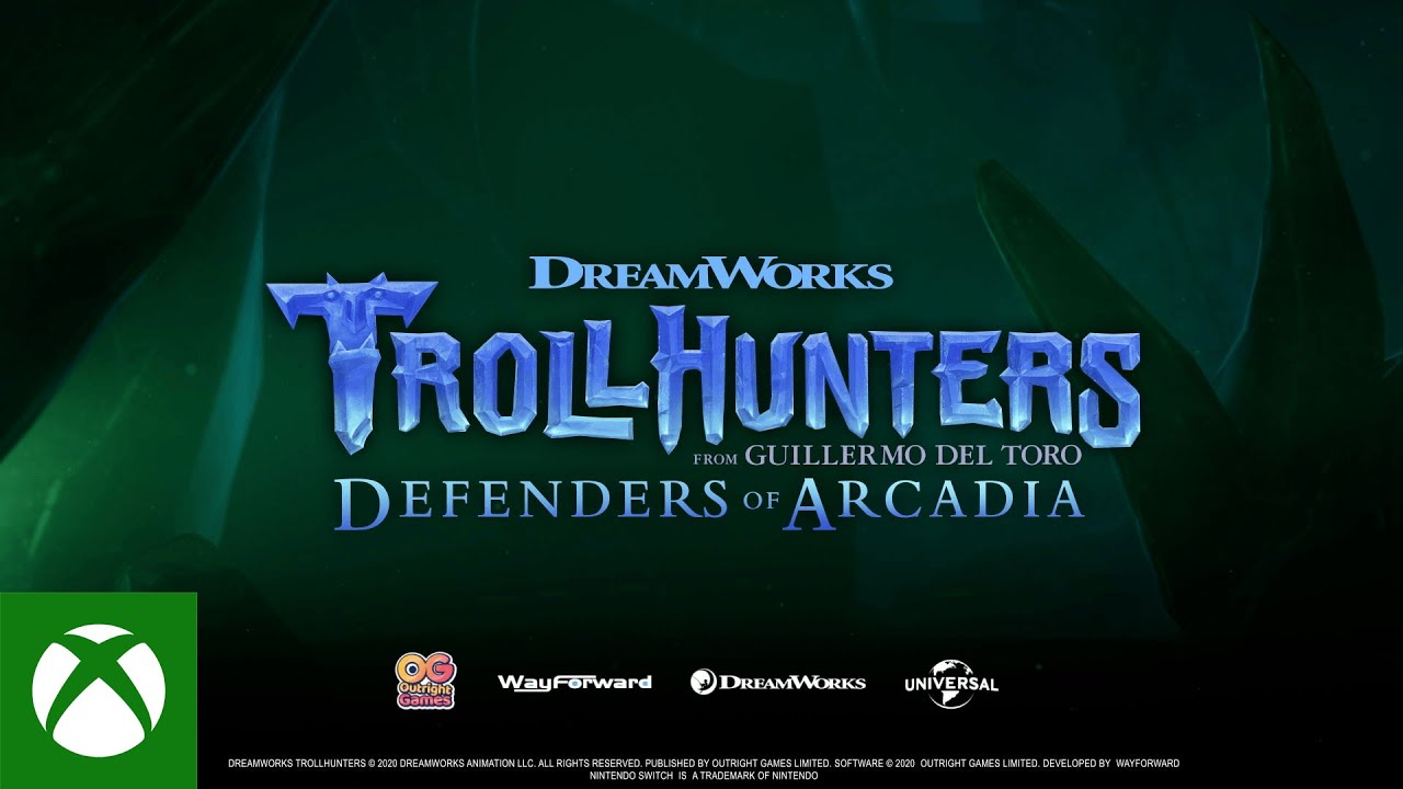 Trollhunters: Defenders of Arcadia | Launch Trailer