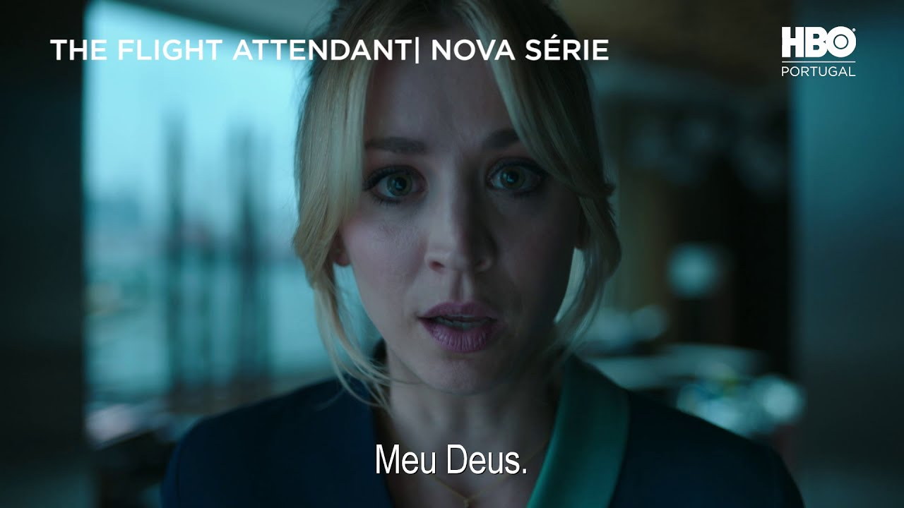 The Flight Attendant | Nova Série | HBO Portugal