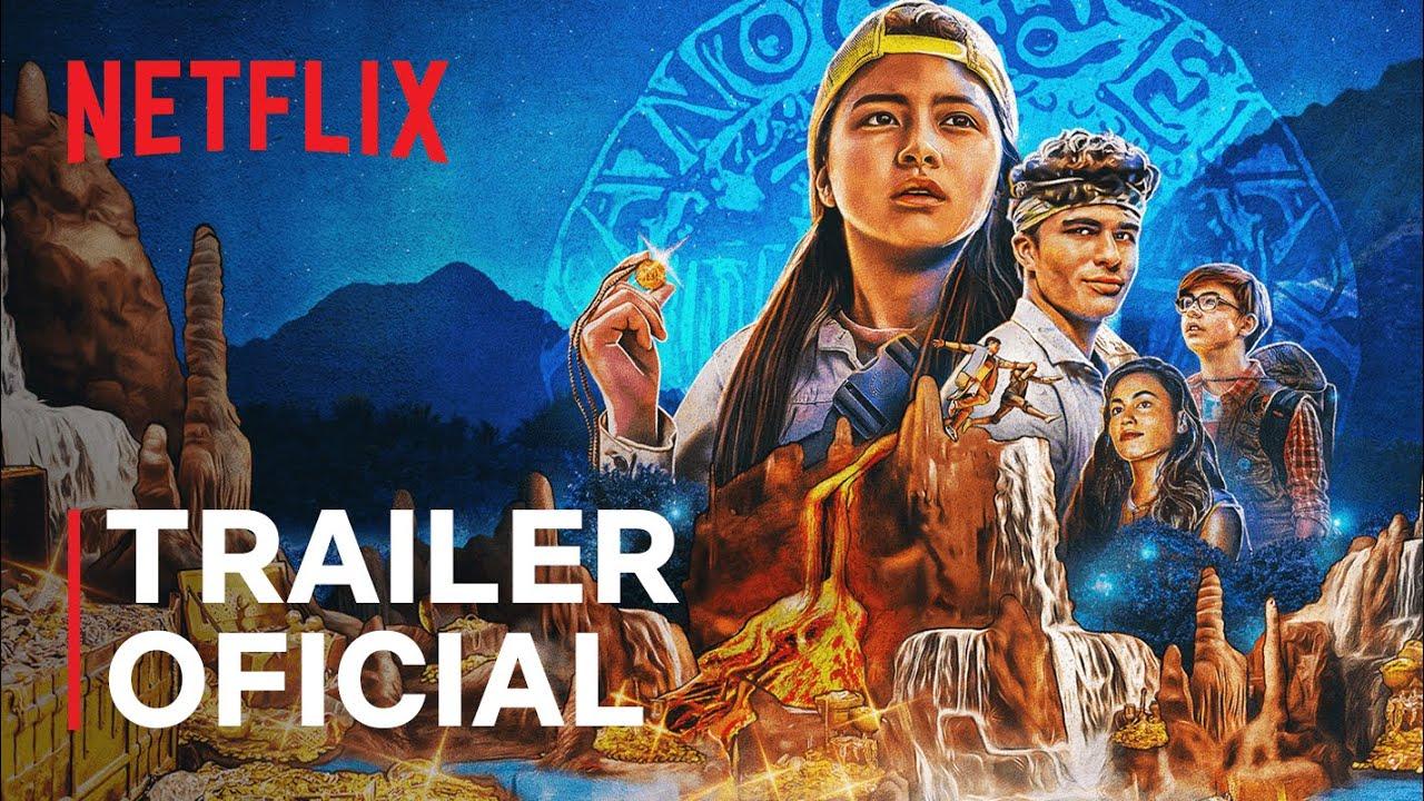 'OHANA: UM TESOURO DO HAVAI | Trailer oficial | Netflix