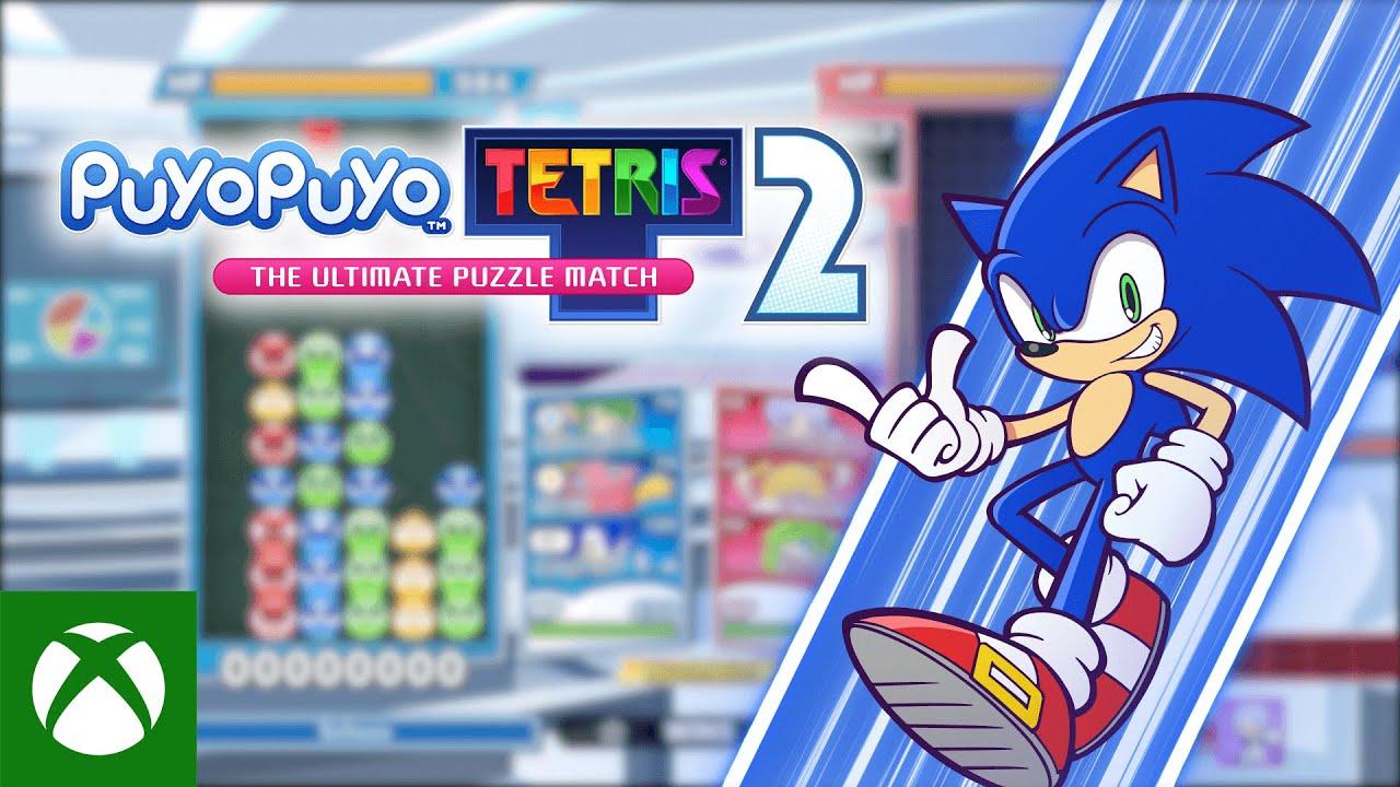 Puyo Puyo Tetris 2 | New Content Trailer