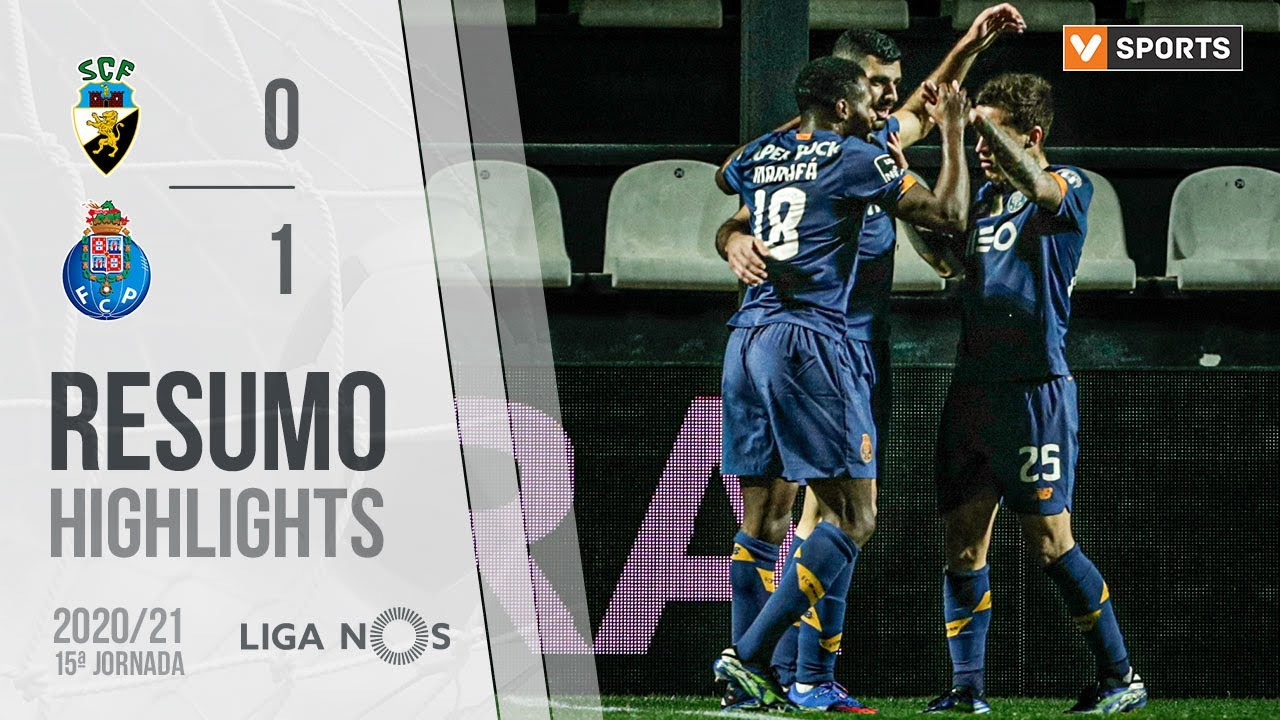 Highlights | Resumo: SC Farense 0-1 FC Porto (Liga 20/21 #15)