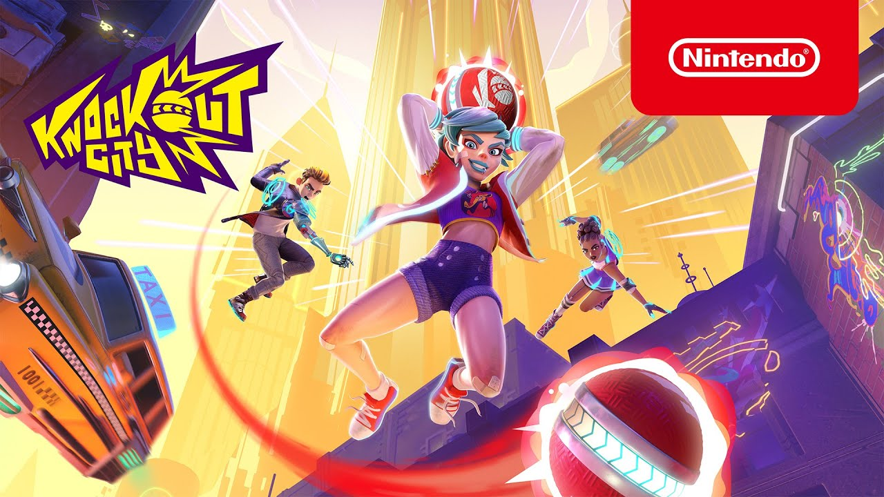 Knockout City – Trailer de revelação (Nintendo Switch)