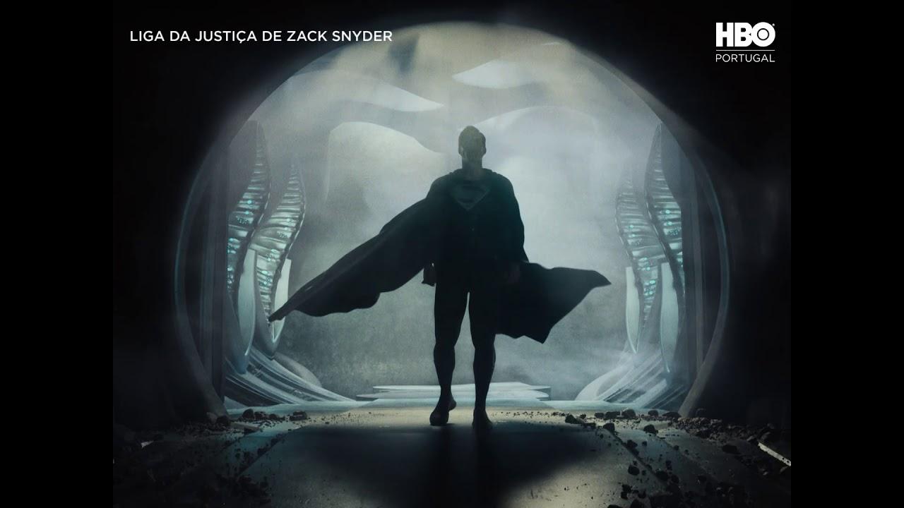 A Liga da Justiça de Zack Snyder | Trailer 2 | HBO Portugal