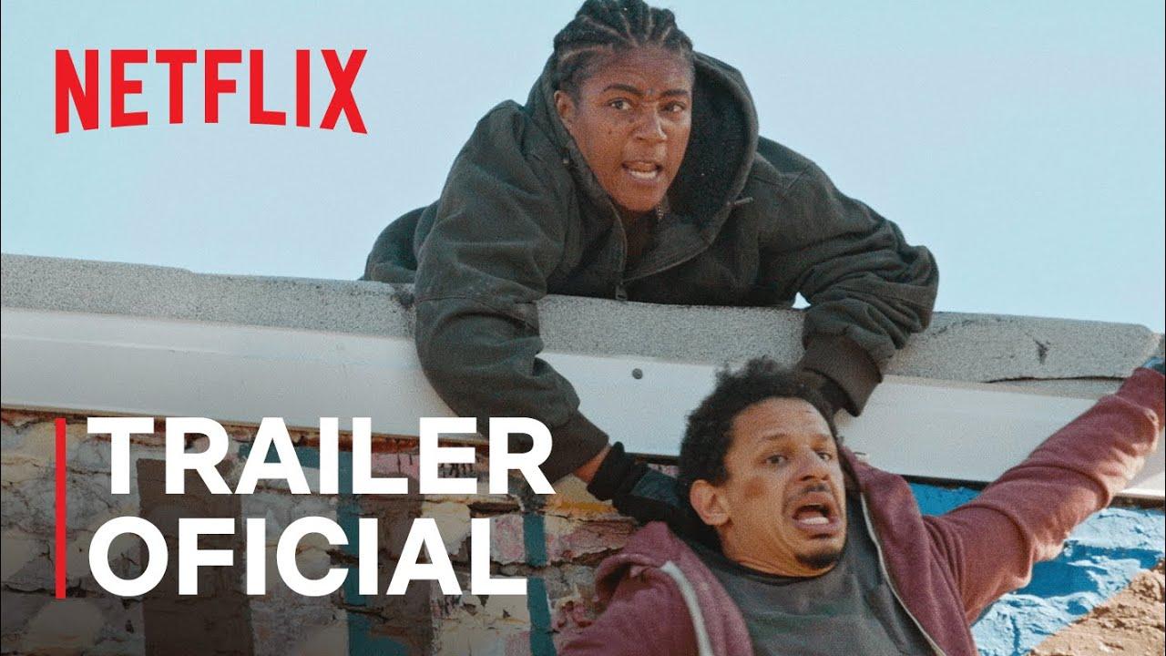 Bad Trip – com Eric Andre, Lil Rel Howery e Tiffany Haddish | Trailer oficial | Netflix