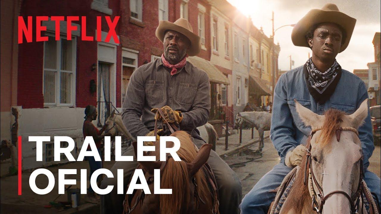 O Cowboy do Asfalto | Trailer oficial | Netflix