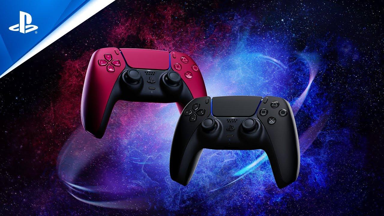 DualSense Cosmic Red & Midnight Black - Trailer de Revelação | PS5